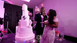 MALEEK BERRY GIVES HEART FELT BESTMAN  SPEECH AT TEJU + BUNMI