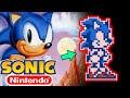 SONIC PARA NINTENDO👿 | HISTORIA DE Sonic The Hedgehog (NES)