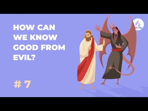How Can We Know Good from Evil?