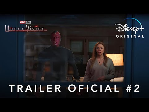 WandaVision | Marvel Studios | Trailer Oficial 2 Legendado | Disney+