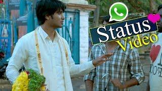 Latest Love Emotional WhatsApp Status Telugu Videos❤ || 2017