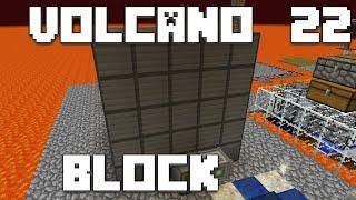 火山の中で生きるPart22【VolcanoBlock】