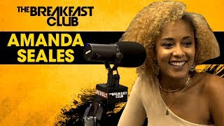 Amanda Seales Dishes On Floetry, Getting Fired Because Jay-Z, Her Hollywood Come-up & More 2017 Video