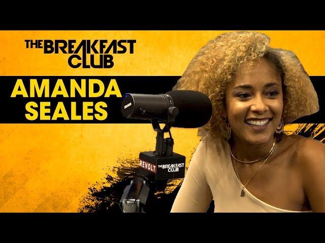 Wie is Amanda Seales dating