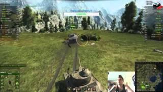 World of Tanks : Учусь играть ... Картошечка ...