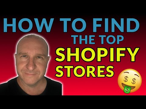 How To Find The Top Shopify Stores thumbnail