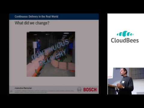 cdSummit Berlin: Continuous Delivery in the Real World