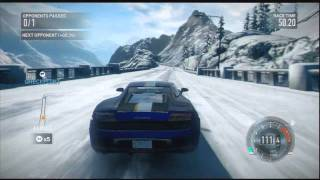 Need For Speed - The Run   Demo Gameplay (PS3)
