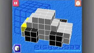 Nintendo DS - Picross 3D - Video Game Review