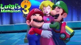 Luigi's Mansion 3 - Full Game 100% Walkthrough