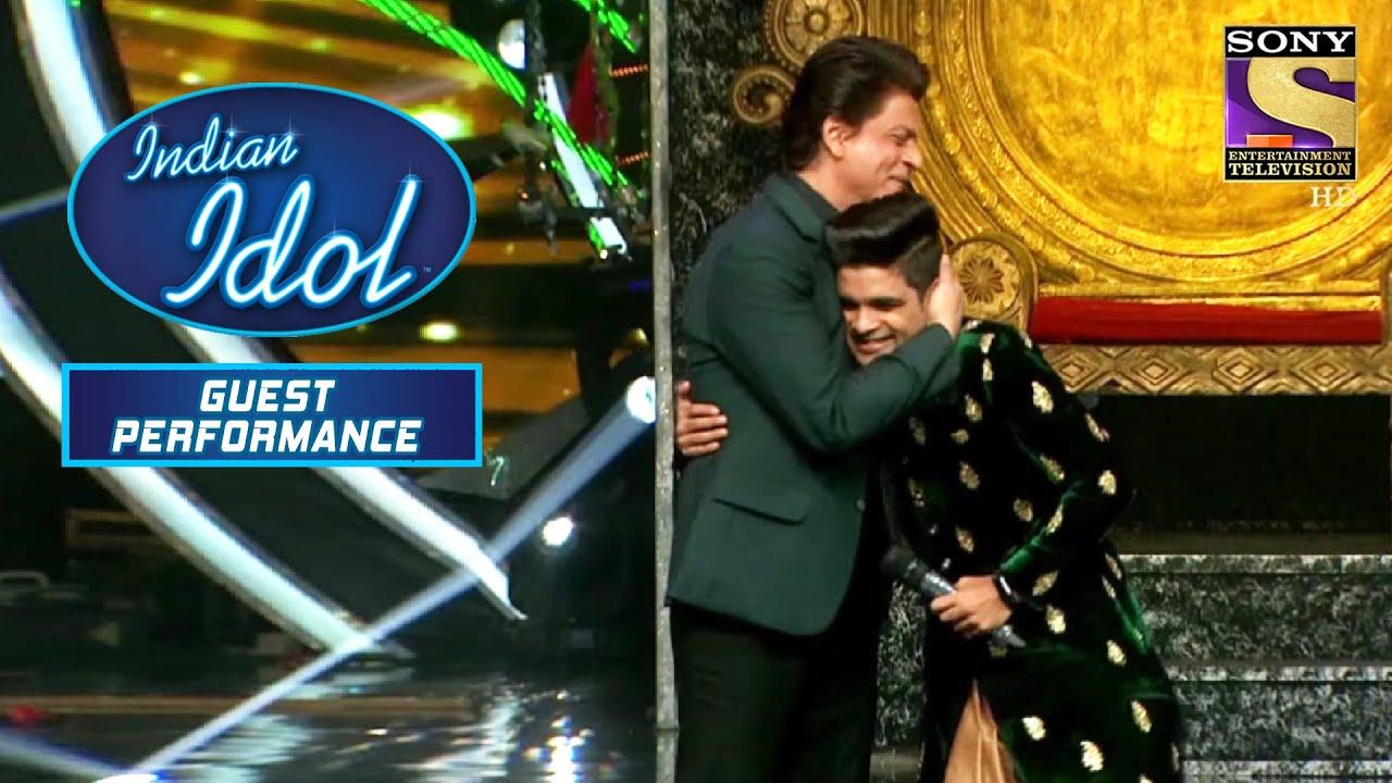 Download Shahrukh हुए Salman की Performance से खूब Elate!   Indian Idol   Guest Performance