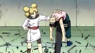Naruto Shippuden Ultimate Ninja Storm Revolution-Chunin Exam-Tenten VS Temari