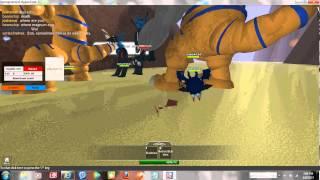 Roblox - Digimon Masters [BETA] ep 1