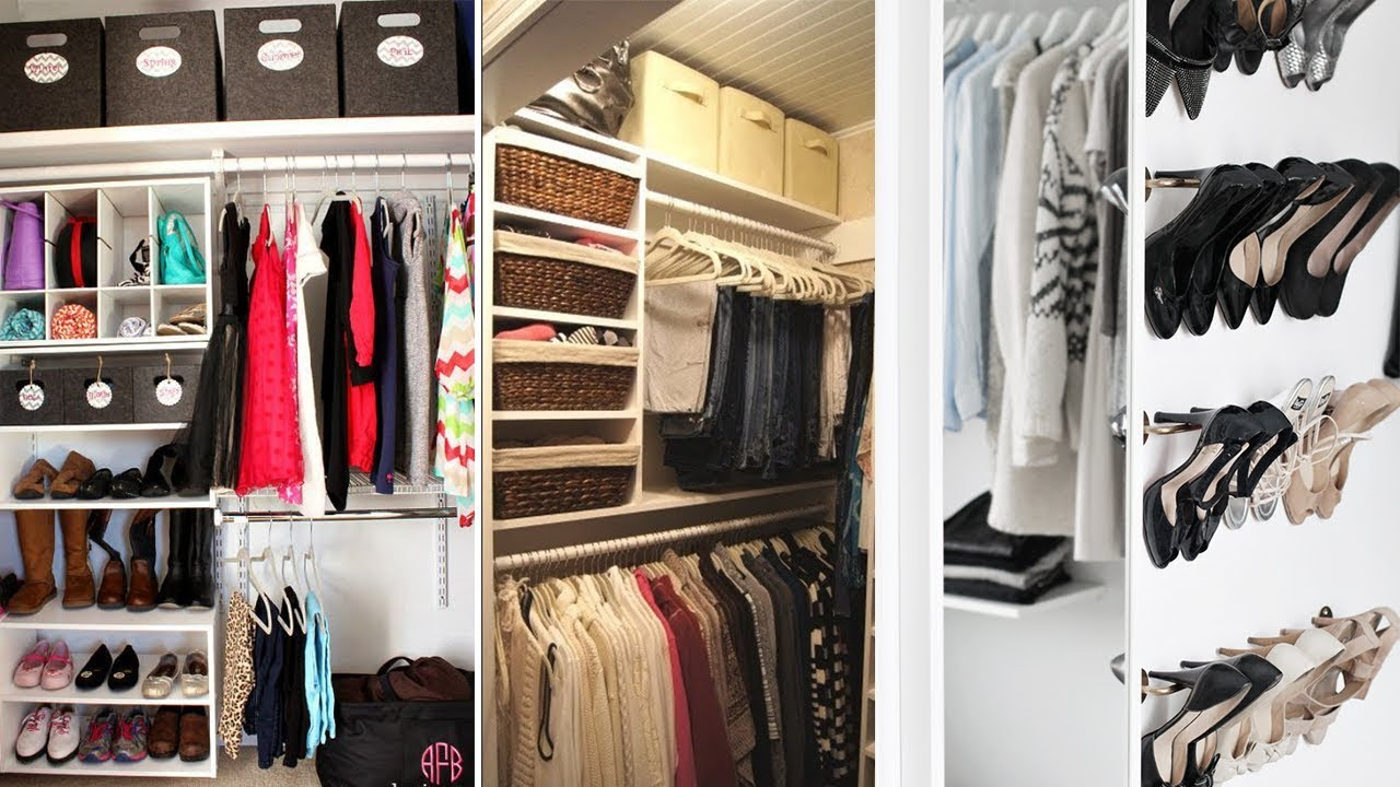 Marvelous Closet Organizer Ideas   Best DIY Closet Organizers