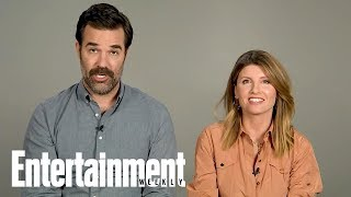 'Catastrophe' Stars Sharon Horgan & Rob Delaney Teach You How To Social Media | Entertainment Weekly