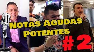Las notas mas altas de los cantantes del Regional Mexicano - Episodio 2
