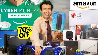 Best Amazon Cyber Monday 2017 Deals (Top 30!)