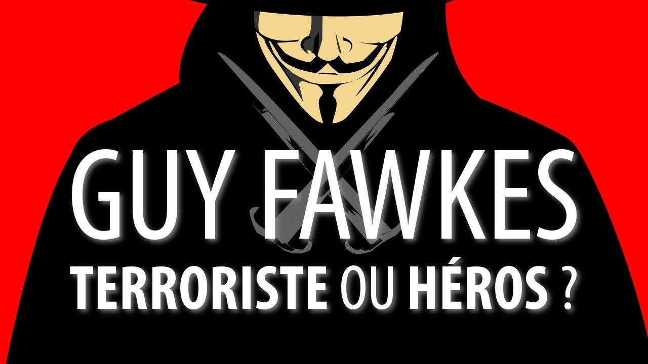 #3 Guy Fawkes : de V pour Vendetta aux Anonymous | ANALEPSE
