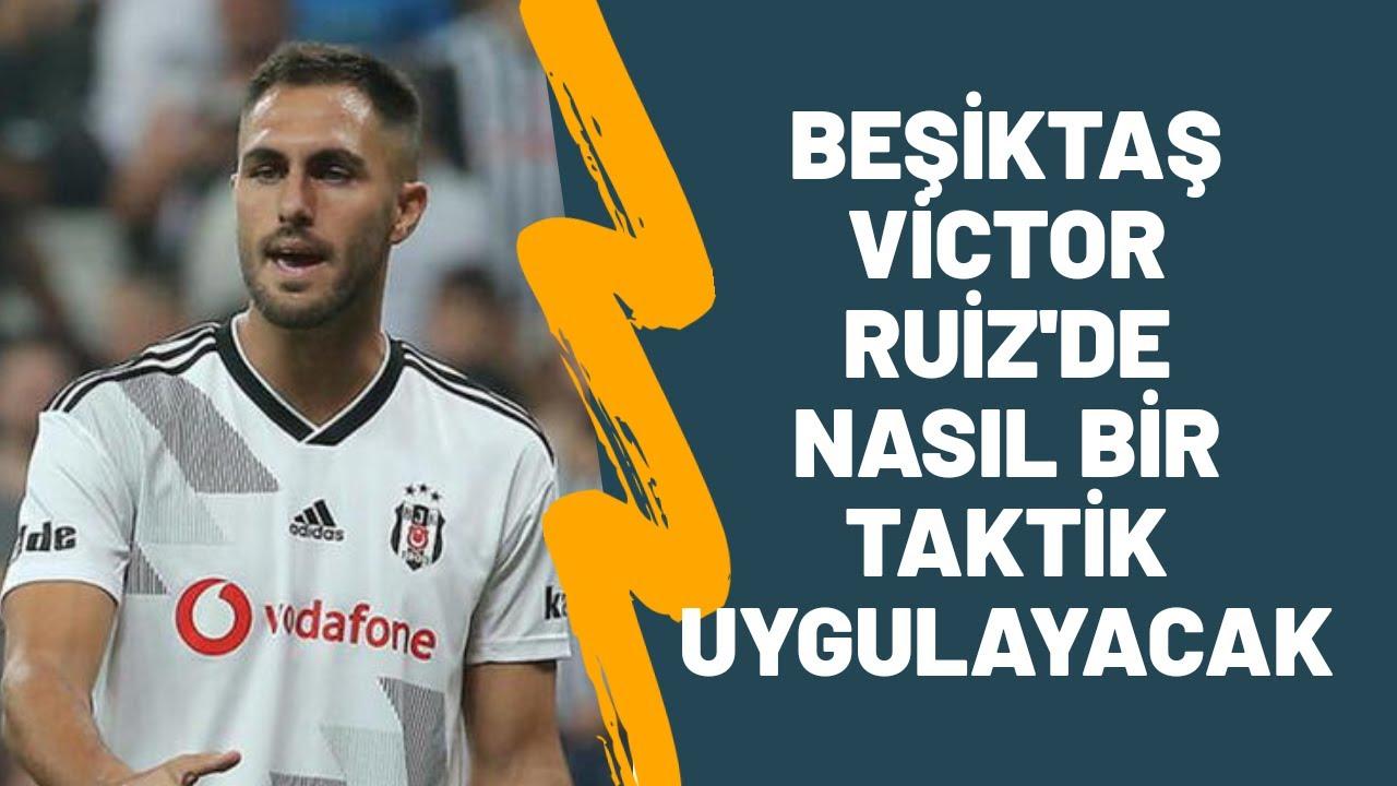 Beşiktaş'ta Ruiz meselesi nasıl çözülecek. Gaziantep maçında nasıl bir tehlike var?