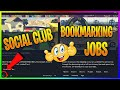 Gambar cover How To Bookmark Jobs On Rockstar Social Club!!