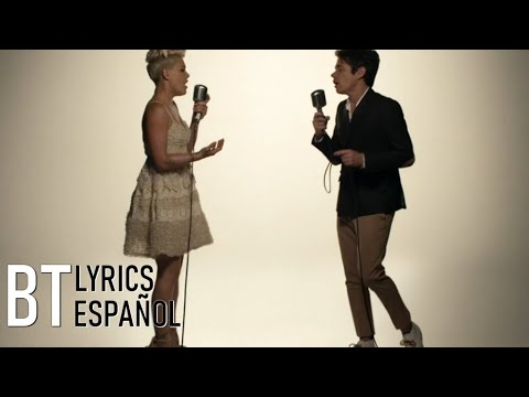 Download Pink - Just Give Me A Reason ft. Nate Ruess (Lyrics + Español) Video Official