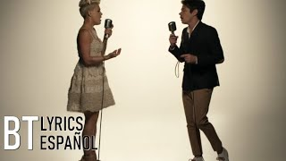 Pink - Just Give Me A Reason ft. Nate Ruess (Lyrics + Español) Video Official