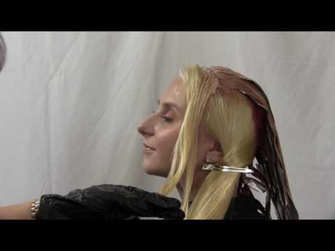 Blushing Blonde