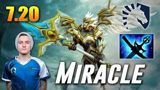 Miracle Skywrath Mage Mid | Dota 2 Pro Gameplay