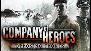 Company of Heroes - Operacion Market Garden - Directo 4 FINAL
