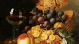 Still Life  - Nature Morte  - Poesia e Cibo -