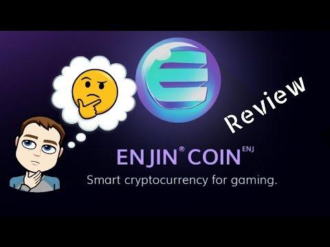 Enjin Coin (ENJ) Review Crypto Gaming Coin