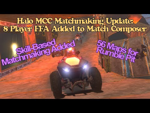 Halo MCC Insider Update RETURNS! Halo MCC Match Composer Mixtape Matchmaking! from YouTube · Duration:  5 minutes 30 seconds