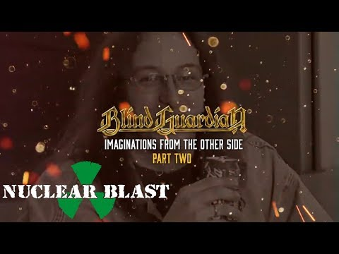 BLIND GUARDIAN - Imaginations Revisited - Pt. II  (OFFICIAL DOCUMENTARY)