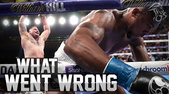 WHY Anthony Joshua LOST TO Andy Ruiz Jr!