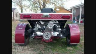 Repeat youtube video TRIKES OF THE WORLD (186) slide show..Rear End's...