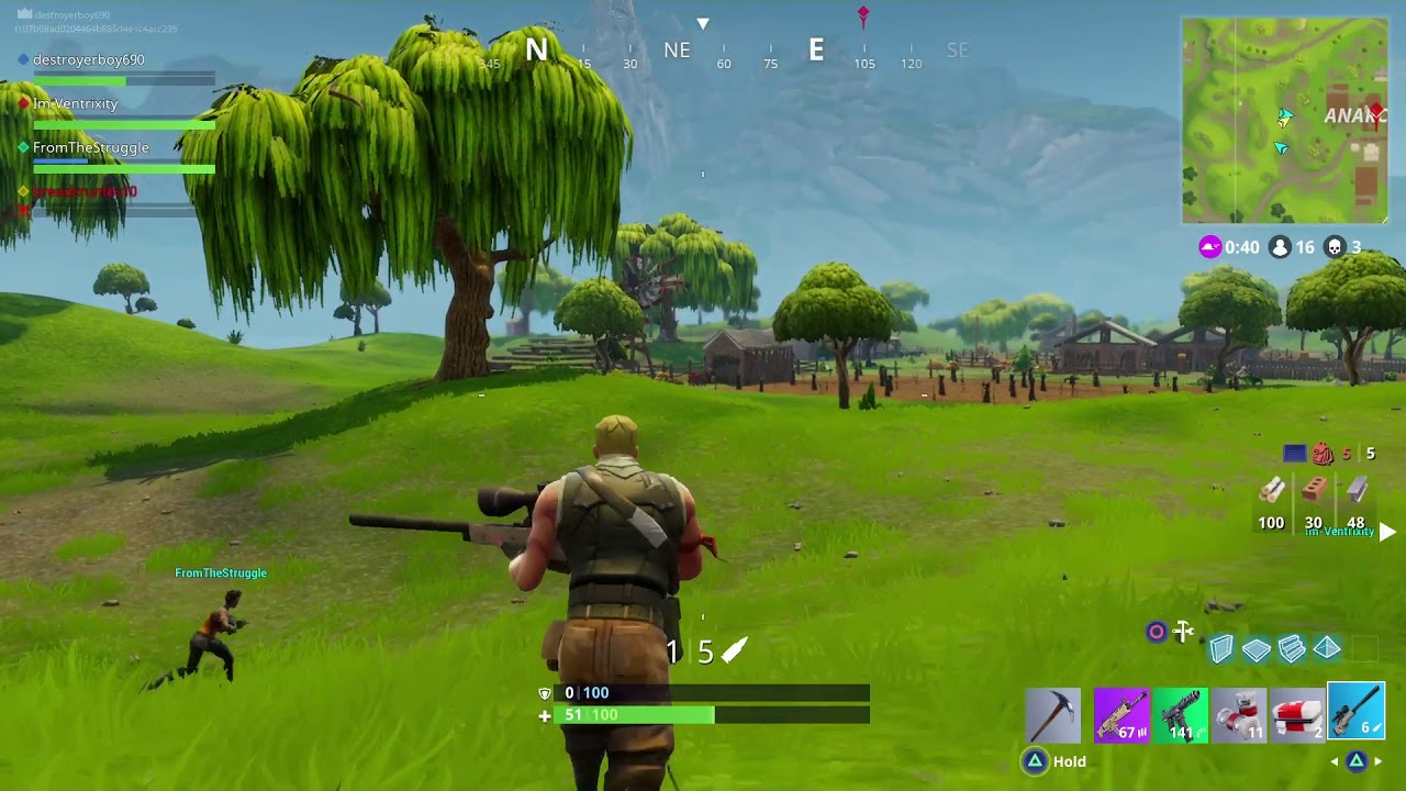 How Does Fortnite Battle Royale Compare To PUBG And H1Z1