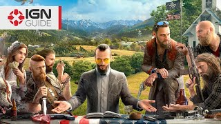 Far Cry 5: All Collectible Vinyl Crate Locations