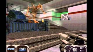 Duke Nukem 64 Level 28 - Area 51 - All secrets found