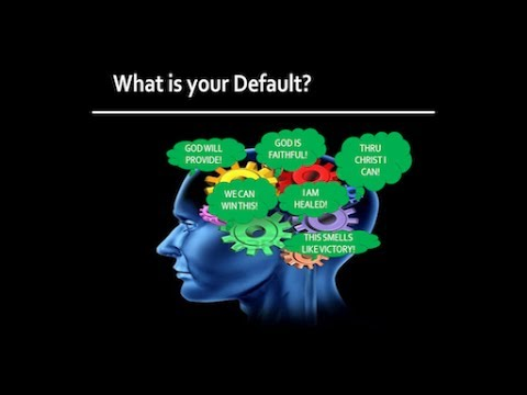 Mind Default 061617 : Are You A Doubting Thomas or A Nathaniel? Time To Dump NTD!