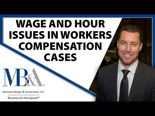 Wage And Hour issues In Workers Compensation cases - Recovery for the injured