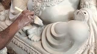 Ganesh Murti Making | Ganesh Murti making | Ganesh Idol Making at Dhoolpet | Ganesh Making 2020