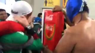 ´Brasil va a probar el chile nacional´: gritan mexicanos en Natal