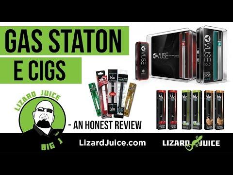 Gas Station E Cigs Review