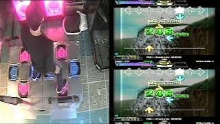 Player:FOSSIL Difficulty:足10 録画場所:カプセル永山 beatmania IIDX...
