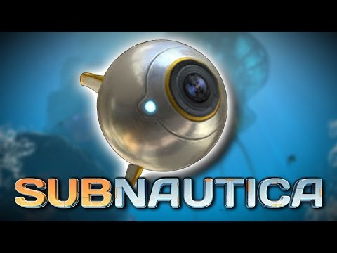 [85] DRONE TECHNOLOGY! |  Subnautica