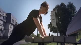 TREKFIT outdoor fitness equipment - Benchfit