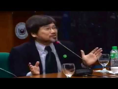 October 22, 2014 Part 5 Makati City Hall building Philippine Senate blue Ribbon Committee