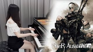 Baixar NieR: Automata Main Theme「Weight of the World / 壊レタ世界ノ歌」| Ru's Piano