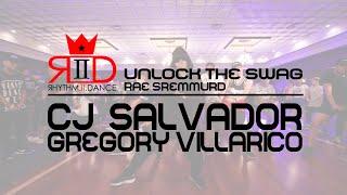 cj salvador gregory villarico unlock the swag   summer camp 2016   rhythm2dance