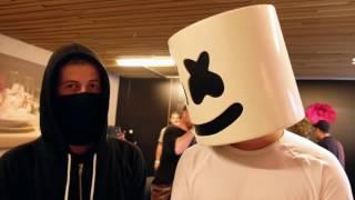 Alan Walker & Marshmello